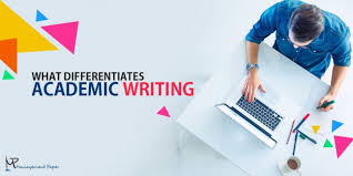 What Differentiates Academic Writing Management Paper