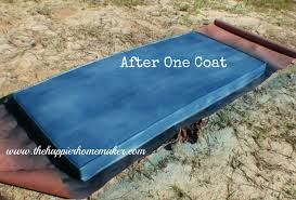 Paint Patio Umbrella by Spray Painting Fabric The Happier Homemaker