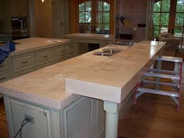 Kitchen Counter Designs by Concrete Countertop Designs Zamp Co