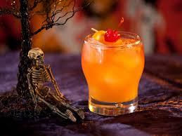 great halloween cocktails hgtv