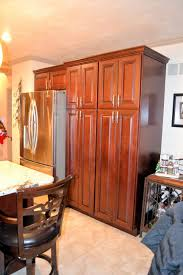 Kitchen Stand Alone Pantry by Kitchen Design Ideas Custom Unfinished Cabinet Doors Kitchen