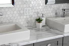 Decorating Astounding Crystalize Formica Calacatta Marble Fot Top - Marble kitchen sinks