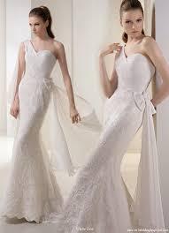 White One Shoulder Dresses Women