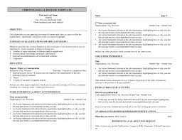 Resume Profile Section Examples by Resume Example Bartender Resume