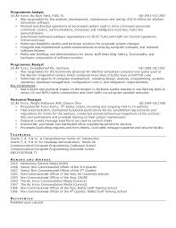 writing a military resume military level resume samples armed forces resume samples 2