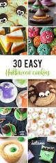 the mega list of easy halloween cookies it u0027s always autumn