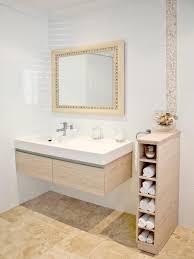 tall bathroom cabinets hgtv