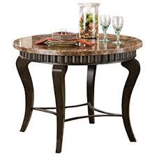 Steve Silver Dining Room Furniture Amazon Com Steve Silver Company Hamlyn Dining Table Kitchen U0026 Dining