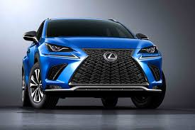 lexus used reading 2018 lexus nx gets a refresh in shanghai motor trend