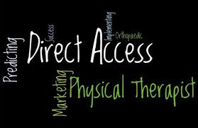 Great Research! Direct Access to PT Associated with Lower Costs and Fewer Visits