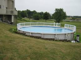 columbia city house now connected to pool with new decks ground