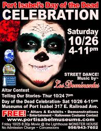 day of the dead celebration halloween weekend