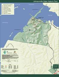 State Of Tennessee Map by Johnsonville State Park U2014 Tennessee State Parks