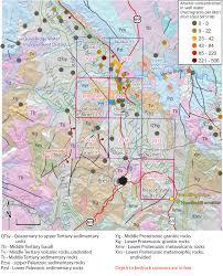 Map Az Arizona Geology Why We Map 2 Prescott Chino Valleys