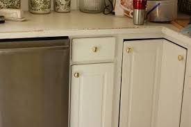 Spray Paint Brass Kitchen Knobs Spray Paint Kitchen Cabinet Pulls - Kitchen cabinets with knobs