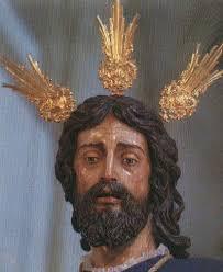 Imágenes: Nuestro Padre Jesús de la Paz fue tallado por Francisco José Reyes Villadiego en 1990 (cabeza, cuerpo y manos). En 1995 volvió a colocarle nuevo ... - c_carmen