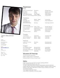 theatrical resume template acting resume template beginners dalarcon com resume with stage combat training hand to hand and circus skills