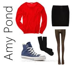 Amy Pond Halloween Costume Amy Impossible Astronaut Doctor