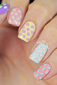 21 cute easter nail designs easy easter nail art ideas