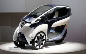 toyota motor car concept trikes and electric cars shine at the 43rd tokyo motor show