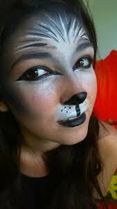 Halloween Male Makeup Best 25 Wolf Makeup Ideas On Pinterest Haloween Makeup Lion