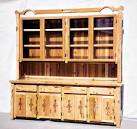 China Cabinets | Buffets | Storage Hutches