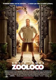 El guardian del zoologico (Zookeeper) (2011) [Latino]