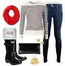 cute winter outfits for teen girls