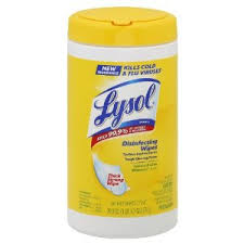 Image result for lysol wipes