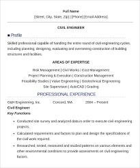Civil Engineering Resume Samples by Easy Resume Example Easy Resume Examples Traditional Elegance