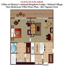 review disney u0027s animal kingdom villas jambo house