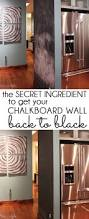 Blackboard Paint For Walls Five Minute Friday How To Get Your Chalkboard Wall Back To Black