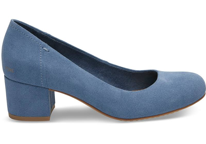 TOMS Beverly Heels Blue- Womens