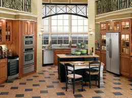Kitchen Floor Ideas Pictures Cork Flooring For Your Kitchen Hgtv