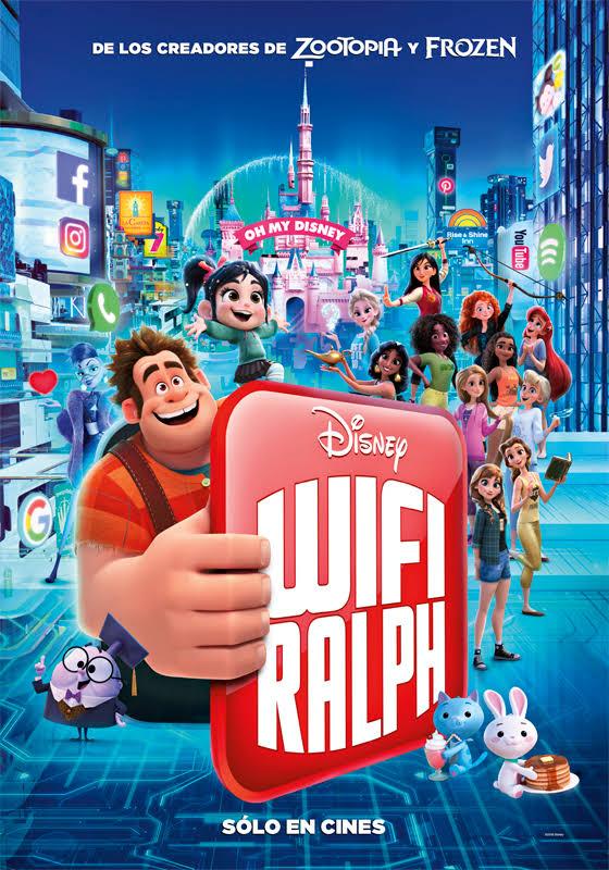 Ralph rompe Internet-cine-velasco-totana