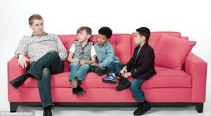 Three boys offer their best dating advice to grown men in sweet     Daily Mail