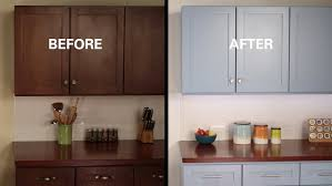 kilz how to refinish kitchen cabinets youtube
