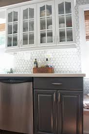 white tile backsplash kitchen maximize your space how to make the