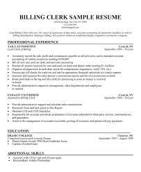 Medical Biller Resume  assistant templates phanikumar blog Template net
