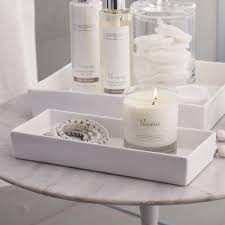 ceramic rectangular container white the white company