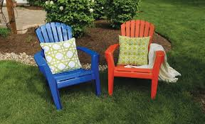 Spray Paint DIY Craft  Professional Spray Paint Products Krylon - Colorful patio furniture