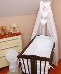 Luxury Nursery Bedding Sets by Amazing U0026 Luxury 5pcs Crib Moses Basket Baby Bedding Set
