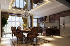 wondrous interior kitchen decoration shows splendid kitchen with