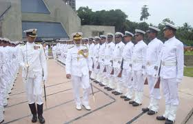 The Indian Navy,