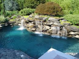 exotic pools design for relaxing backyard swimming pool luxury
