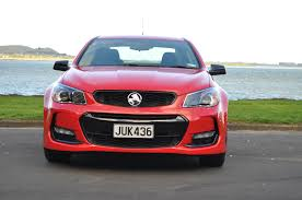 holden holden commodore sv6 black 2016 new car review trade me
