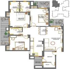 1800 sq ft 3 bhk 4t apartment for sale in home and soul hilston