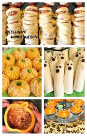 Halloween Birthday Food Ideas by Seven Super Easy Halloween Party Food Ideas Intelligent