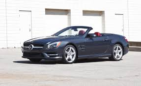 2013 mercedes benz sl550 tested u2013 review u2013 car and driver