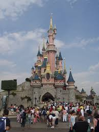 Voyage Disneyland Paris octobre 2011